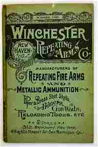 1892 Winchester Sales Catalog