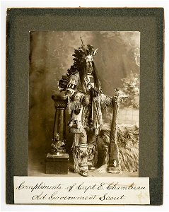 Edward Chambreau (1821-1902) Antique Photograph