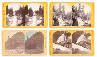 Montana Territory by WH Jackson Stereoviews 4