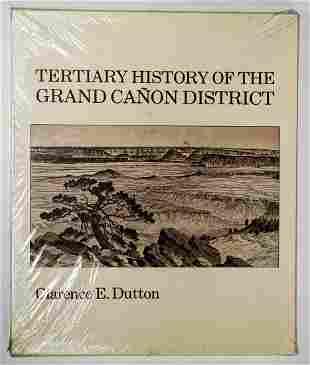 Clarence Dutton 1977 Grand Canon Atlas