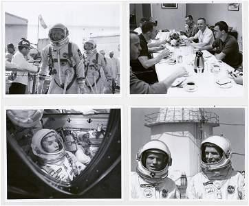 Gemini 8 Vintage NASA Photographs (4)