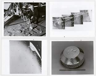 Vintage NASA Surveyor Photographs 4