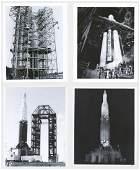 Saturn C-1 NASA Vintage Photographs (4)