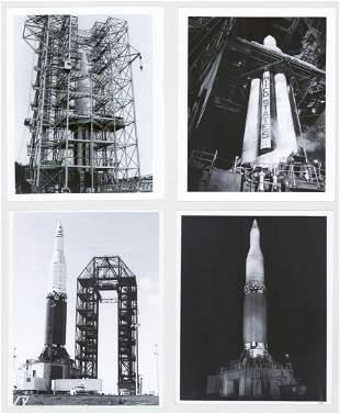 Saturn C1 NASA Vintage Photographs 4