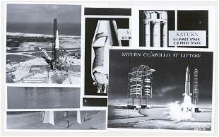Saturn C1 NASA Vintage Photographs 6