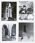 Saturn Rocket NASA Vintage Photographs (4)