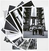 Saturn Rocket NASA Vintage Photographs (9)