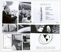 Saturn Rocket NASA Vintage Photos (10)
