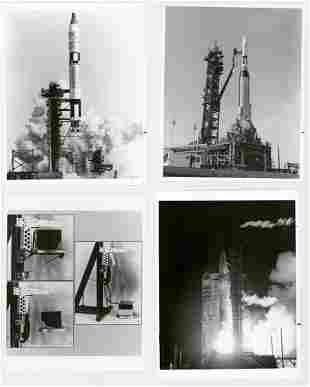 1960s NASA Space Program Vintage Photos 4