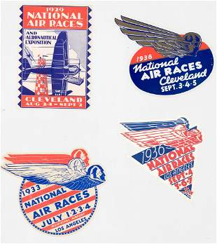19291938 National Air Races Decals 4