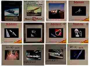 NASA Vintage Space Program Color Slides 12