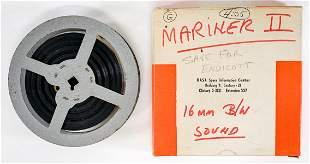 NASA Mariner II 16mm Film with Sound