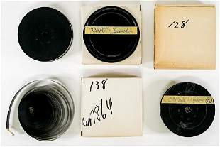 NASA MercuryRedstone 16mm Film Reels 3