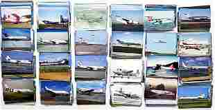 [Aviation, Airplane, Airlines] Postcards 1,300+
