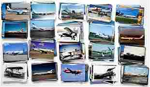 [Aviation, Airplane, Airlines] Postcards 1,000+
