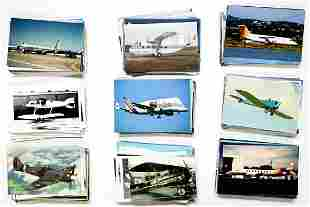 [Aviation, Airlines] Photos and Postcards 600+