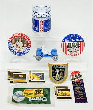 Vintage NASA Souvenirs and Collectibles