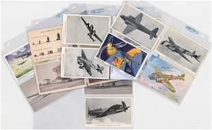[England, France, Germany, Aviation] Postcards 18