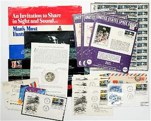 NASA Vintage Commemorative Covers and more (20)