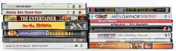Music (15) DVD Robert Osborne Collection