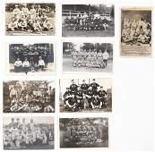 Antique Baseball Team Photo Postcards (9)