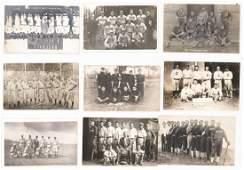 Antique Baseball Team Postcards (9)