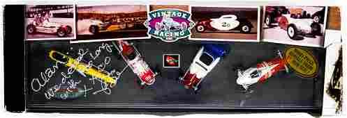 Hot Wheels Bruce Meyer Gallery (4) Car Set