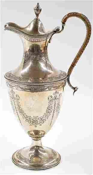 Thomas Dealtry George III 1786 Hot Water Jug