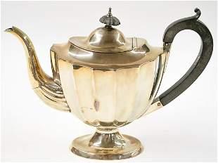 Williams Birmingham Sterling Silver Pot
