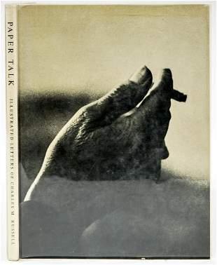 C. M. Russell Paper Talk 1962