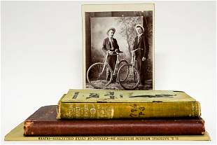 Cycling Memorabilia (5) Books and Photo