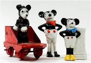 Mickey Mouse Vintage Collectibles (3)