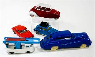 Toy Cars (5)
