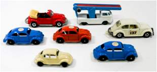 Volkswagen Small Toy Cars