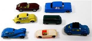 Vintage Small Toy Cars (7)