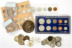 Vintage US Silver Coins and more