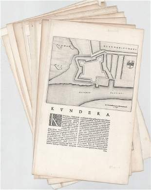 Antique Latin Book Plates [Rivers]