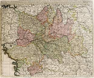 Early French Map