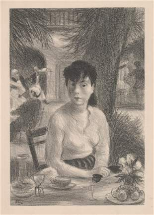 Robert Philip Original Lithograph
