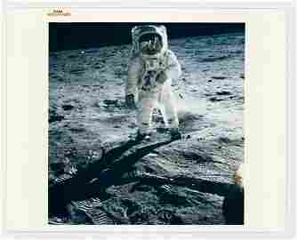 NASA Original Photograph Red Letter AS11-40-5903