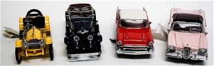 Franklin Mint Precision Die Cast Models