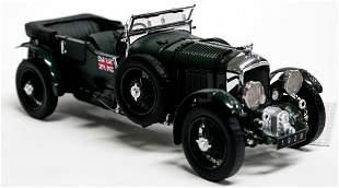 Franklin Mint 1929 Bentley Blower B11TL09