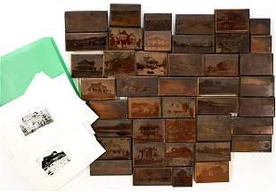 Washington State Agricultural Printing Blocks (48)