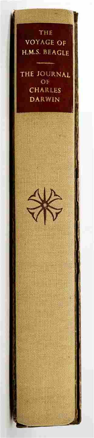 Voyage of H. M. S. Beagle LTD [Charles Darwin]