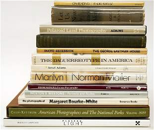 Photography (13) Books [Ansel Adams and More]