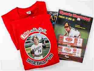 Randy Jones, San Diego Padres Memorabilia