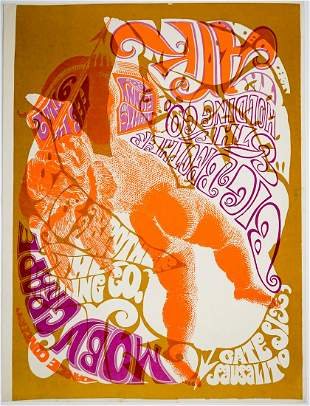 Big Brother/Moby Grape at The Ark