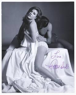 Patty Duke Actress Signed Photo Beckett COA