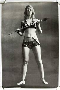 1973 Heidi Saha Original Poster