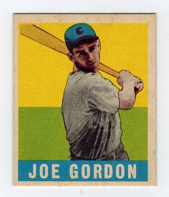 1948 Leaf #117 Joe Gordon